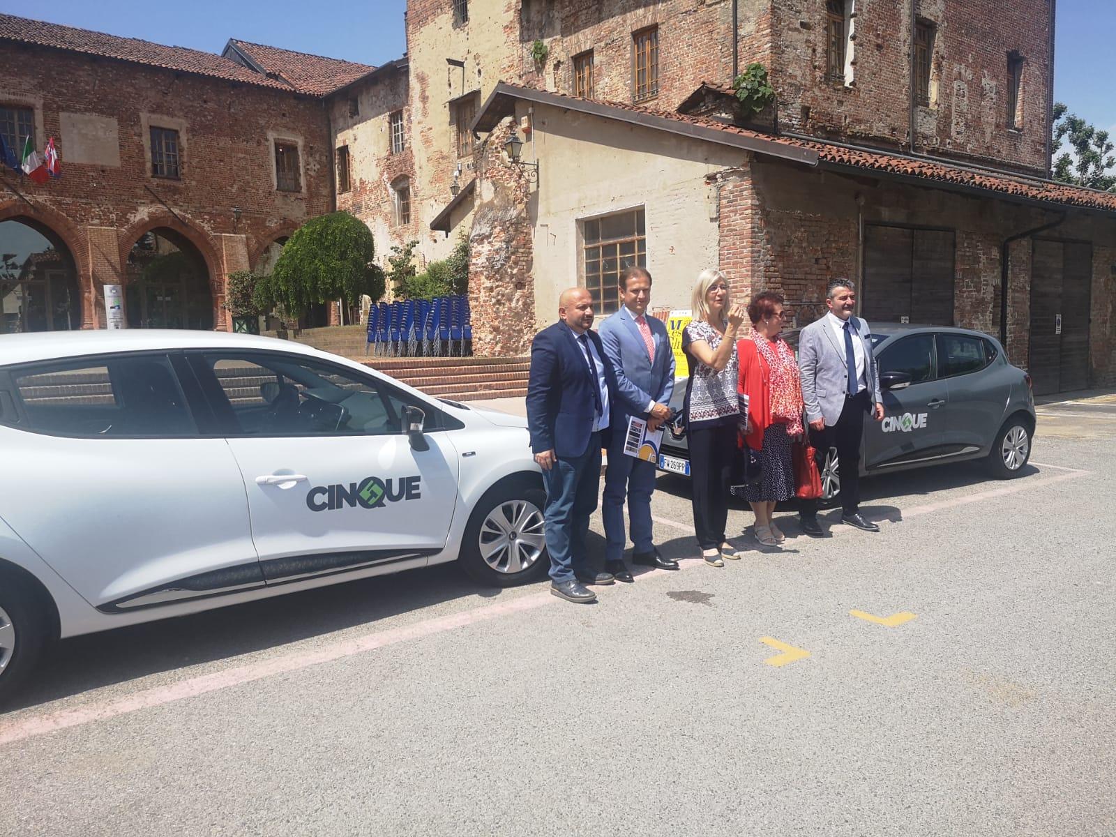 """CARMAGNOLA – Presentato il progetto per una città più """"green"""""""