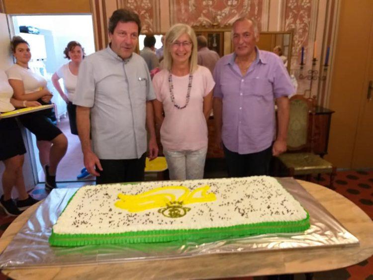 CARMAGNOLA – Gita della sezione dell'Associazione carabinieri