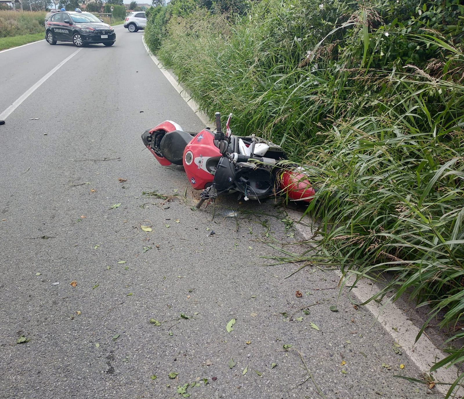 NICHELINO – Grave incidente in via Buffa