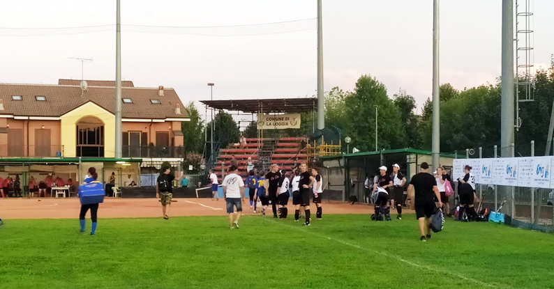 EmgT 2019, a La Loggia le semifinali di softball mandano in finale Le Zie e le Pallet