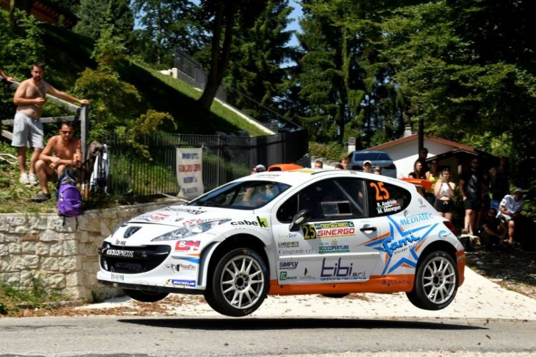 Michelin Rally Cup incorona il suo re