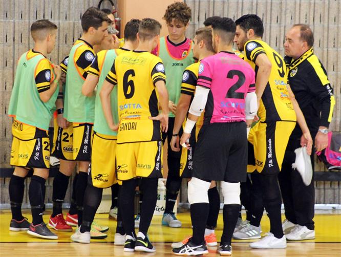 Serie B calcio a 5, seconda in casa e secondo ko per l'Elledì battuta all'inglese dalla Domus