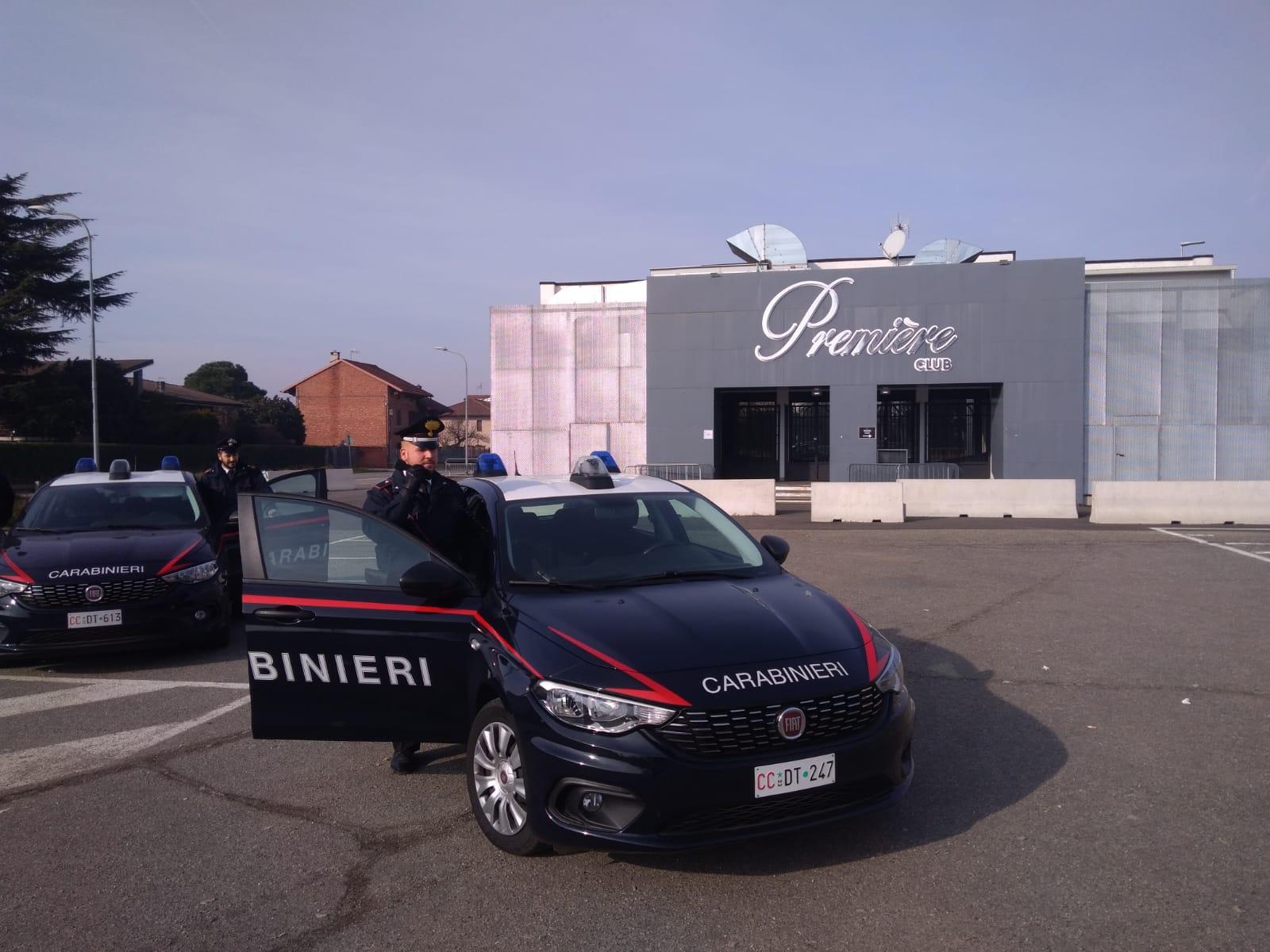 POIRINO – Fanno baldoria dopo la discoteca e vengono denunciati