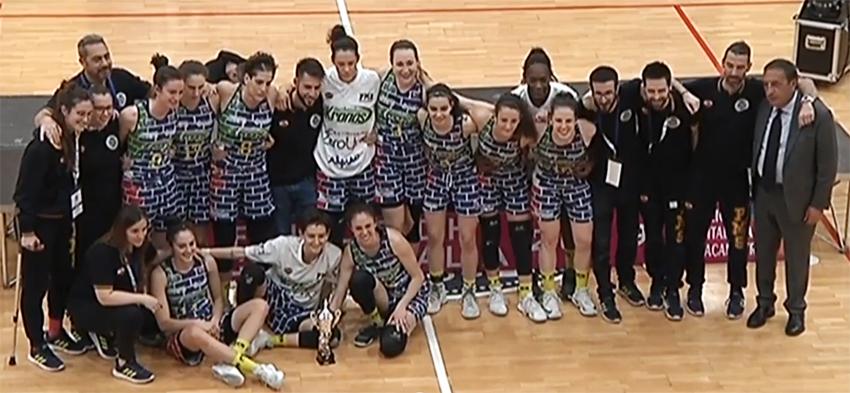 Serie A2 femminile, la Coppa Italia 2020 si disputerà a Moncalieri dal 6 all'8 marzo