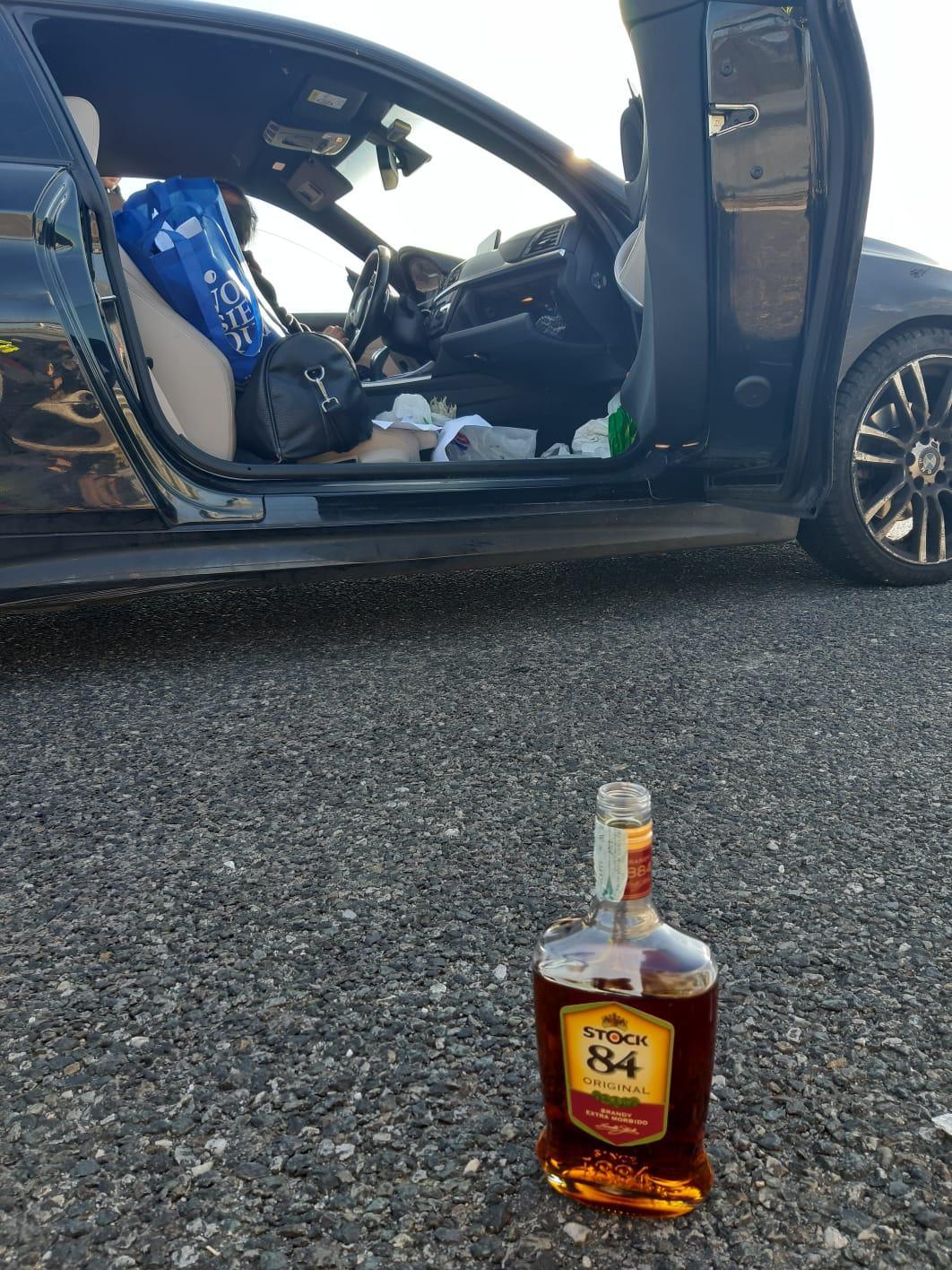 TROFARELLO – Beve brandy mentre guida: denunciato 73 enne di Pralormo