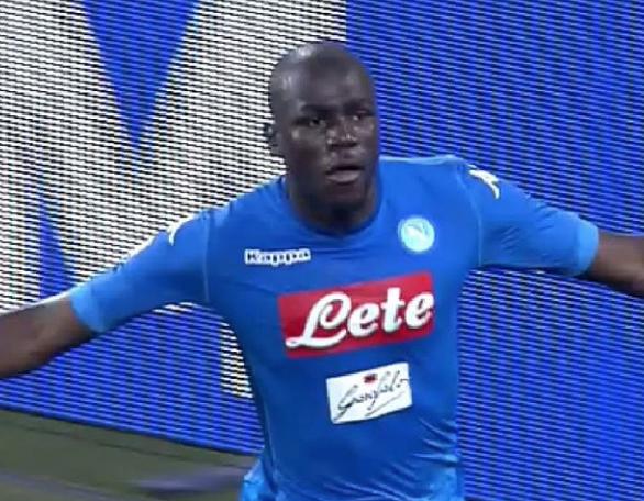 Juventus-Napoli 0-1. Il sogno azzurro continua, Koulibaly-gol al 90′