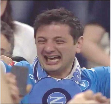 Da Gragnano a Torino, lacrime d'amore di Enzo