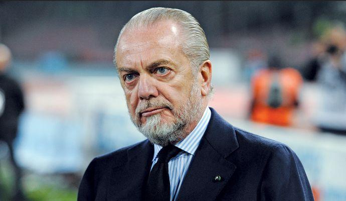 Calcio Napoli: De Laurentiis, Darmian? A chi non piacerebbe. Ochoa non sarebbe male, niente scambio Florenzi-Mertens