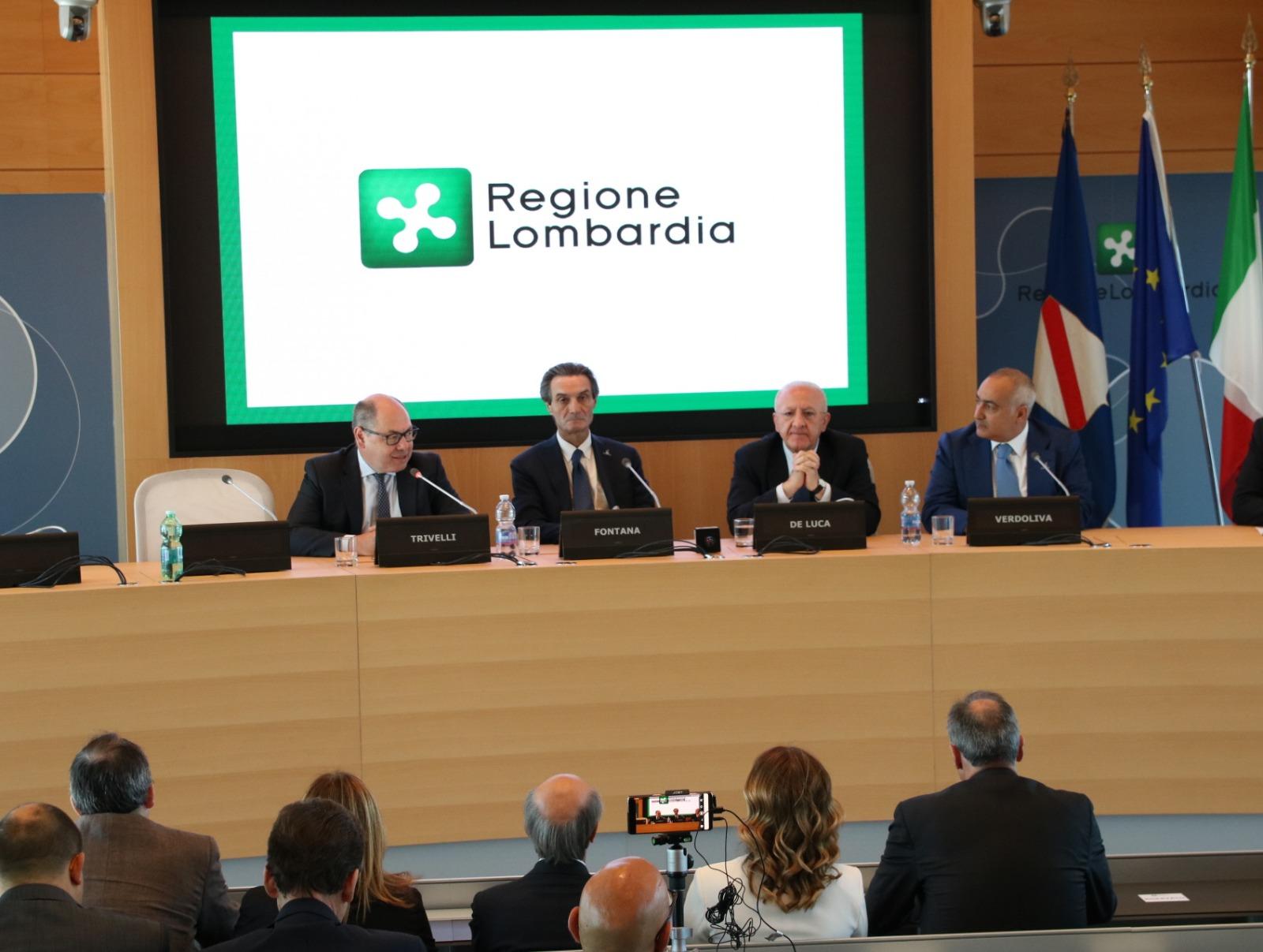 Protocollo di intesa tra Cardarelli e Niguarda. A Milano anche il Presidente De Luca