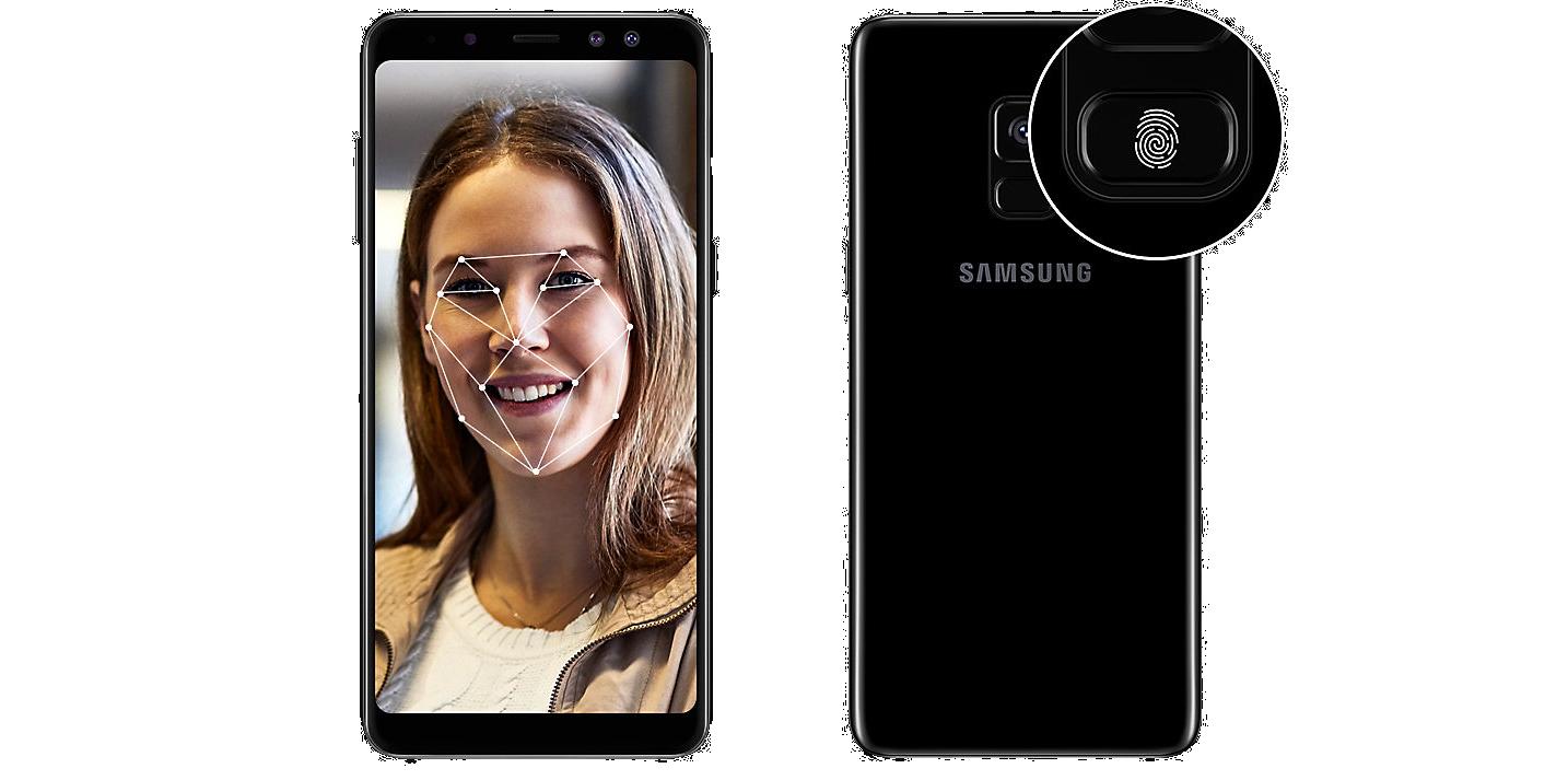 Galaxy A8, la virtù sta nel medio di gamma