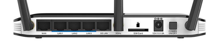 DWR-953, il router per non restare mai senza Internet