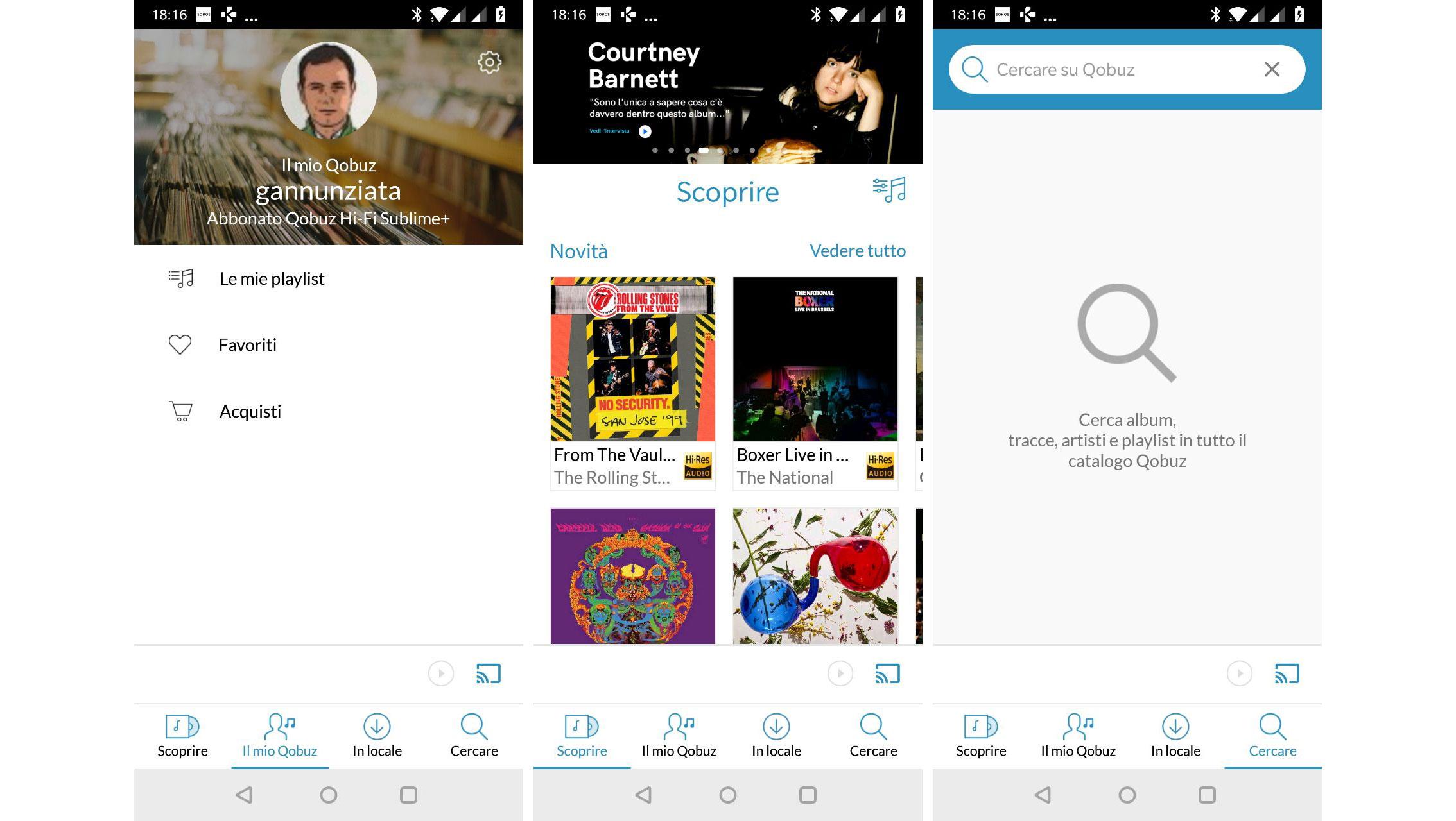 Qobuz, streaming musicale per gli amanti dell'alta fedeltà