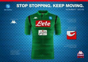 Calcio Napoli, nuova maglia-pantera e accordo con Amazon. De Laurentiis: così saremo più vicini ai nostri tifosi nel mondo
