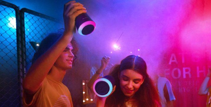 Flare+, suono a 360 gradi