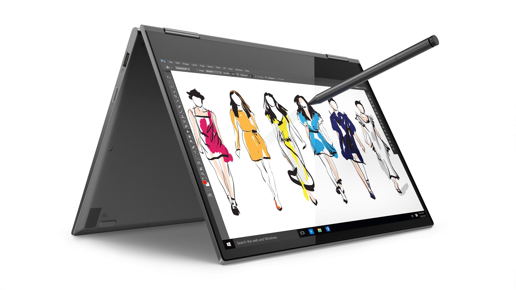 Yoga 530, il 2-in-1 con processore AMD