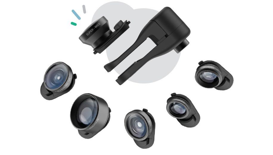 Multi-Device, obiettivi per appassionati di fotografia