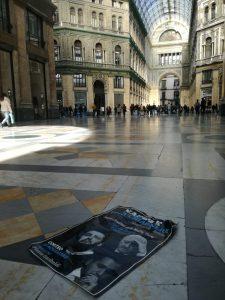 Salvini a Napoli: proteste e scontri in centro