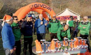 La due giorni del rugby In campo vince l'amicizia. Otto squadre provenienti da tutta Italia.