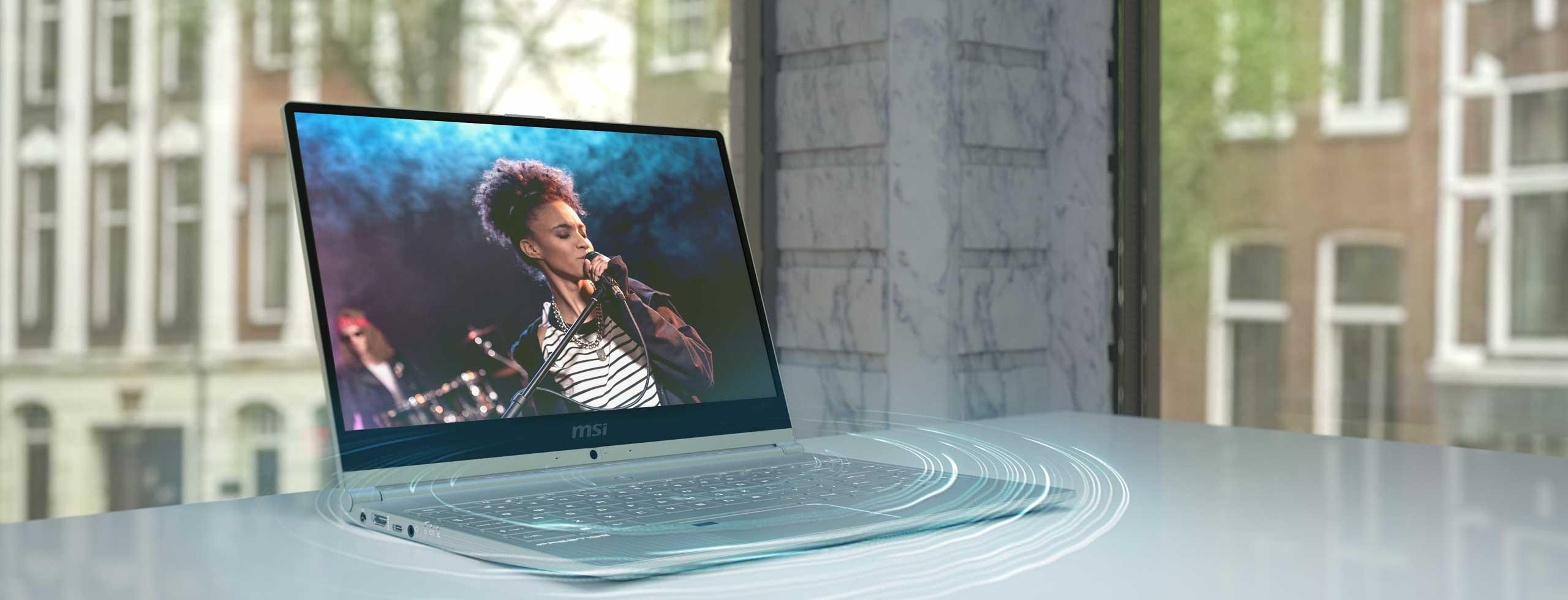 PS42, il laptop elegante per professionisti