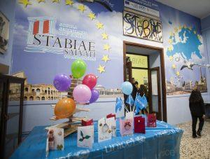 Castellammare: i bambini di Stabiae e Basilio Cecchi per l'Unicef