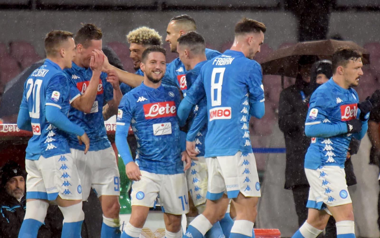Calcio Napoli: Ancelotti incorona Milik, serviva solo pazienza.
