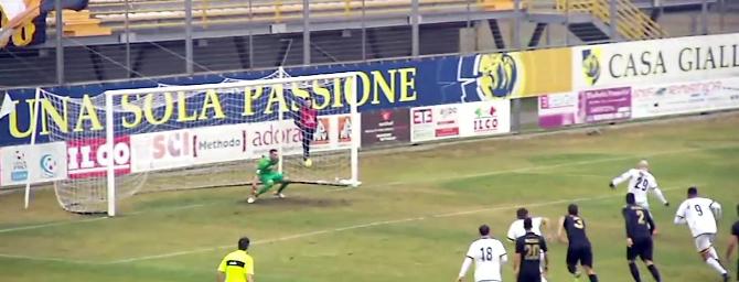 Viterbese-Juve Stabia 0-4. La capolista devastante anche dopo la sosta