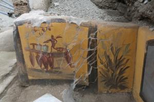 Scavi di Pompei, affiora un'altra meraviglia. Ecco il termopolio