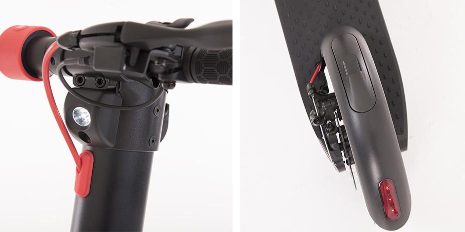 E-scooter S3, ideale per gli spostamenti rapidi in città