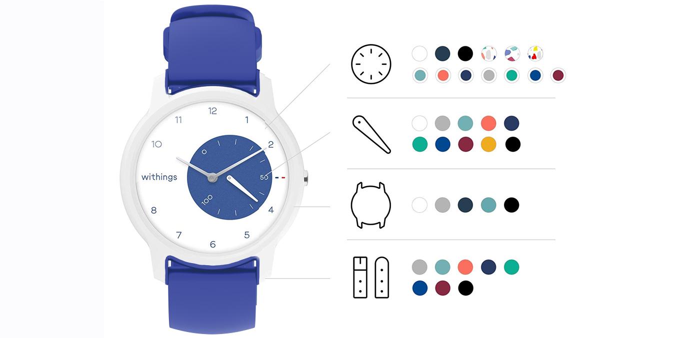 Move, l'orologio connesso che è fatto su misura