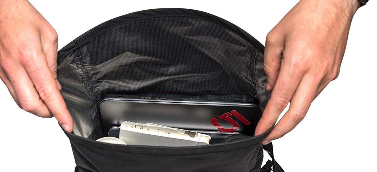 20L Backpack, lo zaino pieghevole waterproof