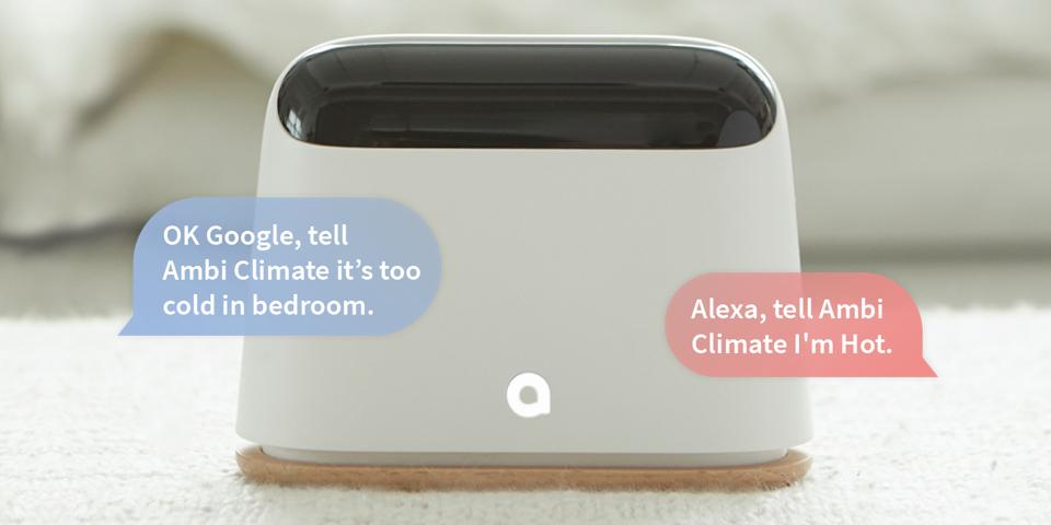 Ambi Climate regala l'intelligenza al climatizzatore