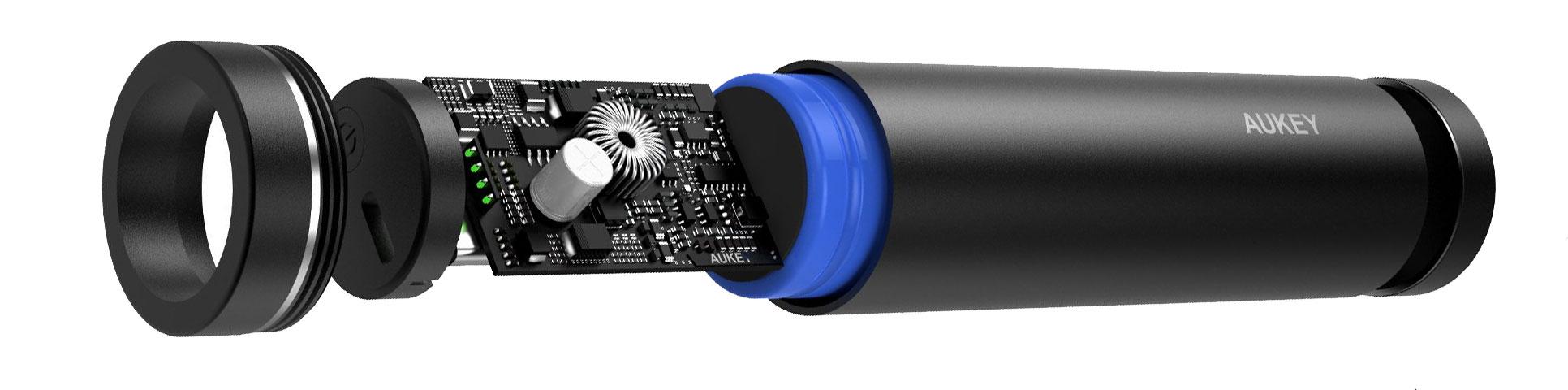 PB-Y8, la batteria piccola, stilosa e con 5000 mAh